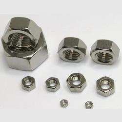 Hexagonal Nuts