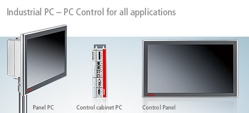 Control Panel Type Industrial PC