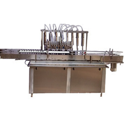 Eight Head Bottle Filling Machine