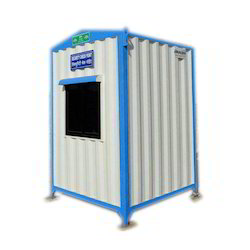 Weatherproof Security Cabins