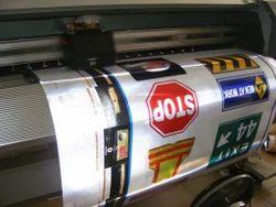 Reflective Vinyl Printing Service