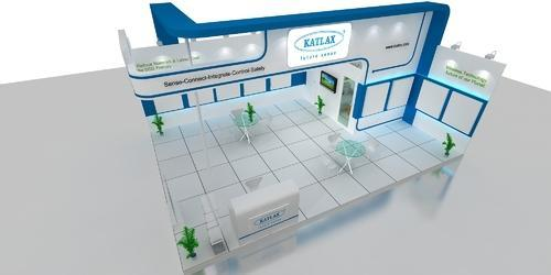 3D Booth Designing Services