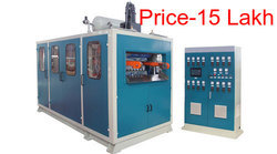 disposable plastic glass manufacturing machine