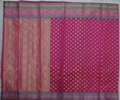 Mulit Color Monica Cotton Saree
