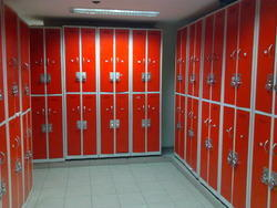 Steel Bull Hotel Lockers
