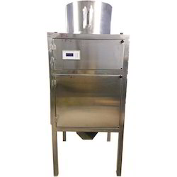 Semi Automatic Dry Garlic Peeler Machine