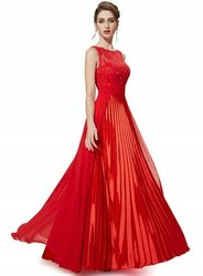 Party Gown Red