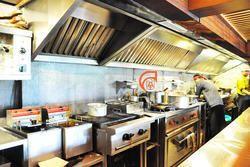 Kitchen Exhaust System for Restaurant