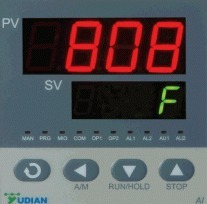yudian flow rate indicator and totalizer ai 808ha i0