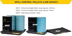 Spill Control Pallets ( Low Height )