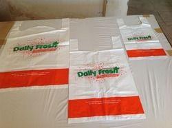 hm printed polythene bags