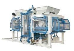 Hydraulic Fully Automatic Solid Block Making Machine