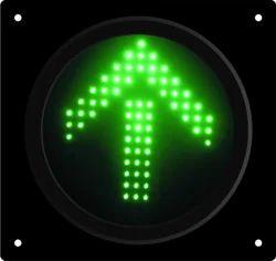 Green Arrow LED Traffic Signal