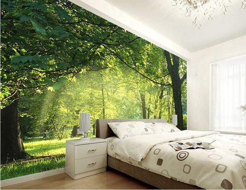 Customized Wallpapers for Bedroom