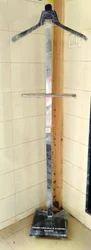 Wooden Steel Coat Stand