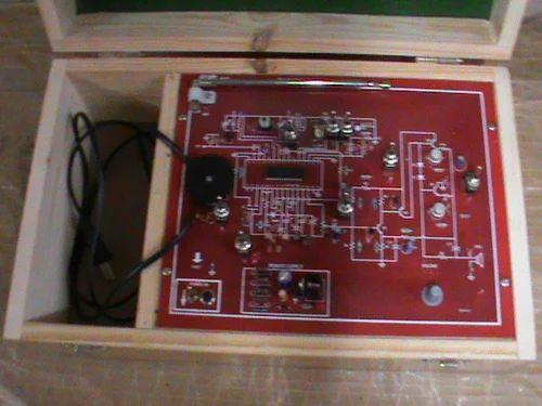 audio video engineering cordless phone trainer exporter from mumbai