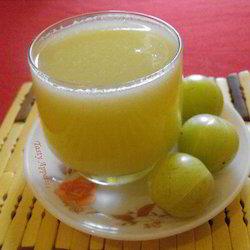 preserved amla juice