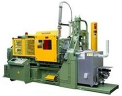 Hot Chamber Zinc Die Casting Machines