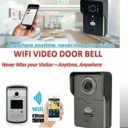 Wireless IP Video Door Phone