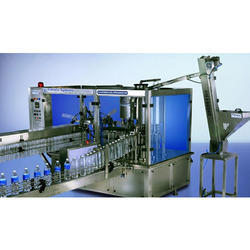 30 BPM Mineral Water Filling Machine
