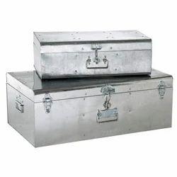 steel trunks steel trunks manufacturer supplier. Black Bedroom Furniture Sets. Home Design Ideas
