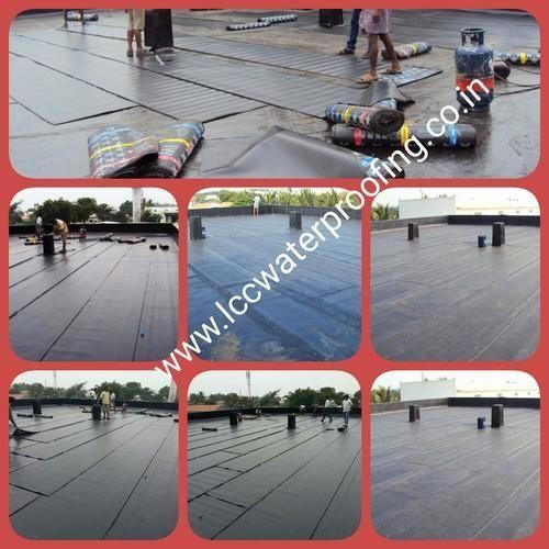 APP Membrane Waterproofing