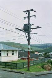 Distribution Pole