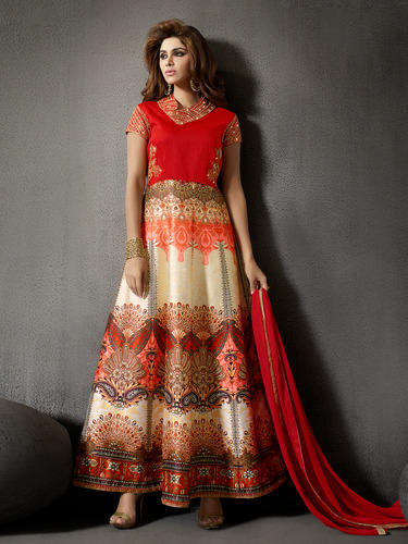 Exclusive Long Anarkali Salwar Suits