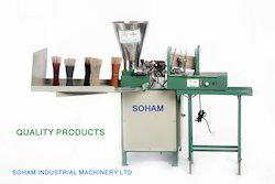 Fully Automatic Agarbatti Machine