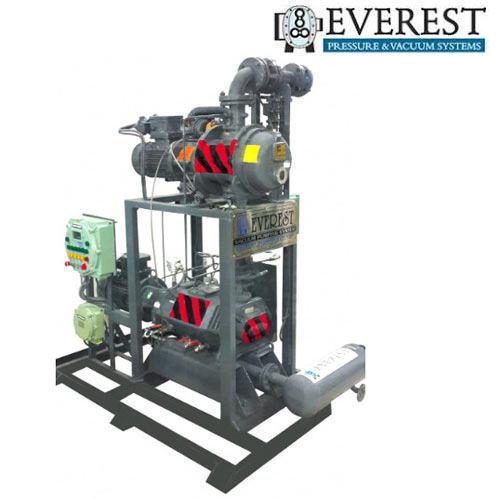 Chemical And Pharmaceutical Vacuum Pumping Systems