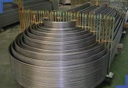 Stainless Steel 316 Seamless U Tubes