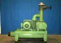 Rotary piston blower