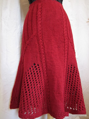 Ladies Knitted Garment - Ladies Knitted Skirt Manufacturer from Tiruppur 6bb95ef4720