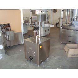 Semi ROPP Cap Sealing Machine