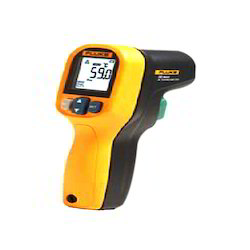 Fluke Brand Infrared Thermometer Model No-59 Max