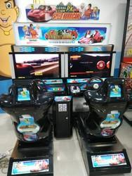 Drivers Arcade Game