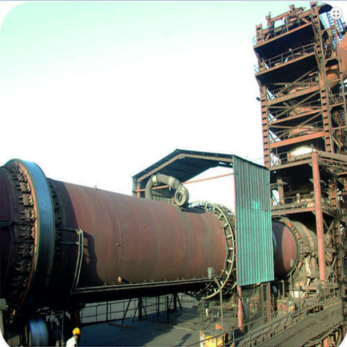 Coal Based DRI Plant Rotary Kiln