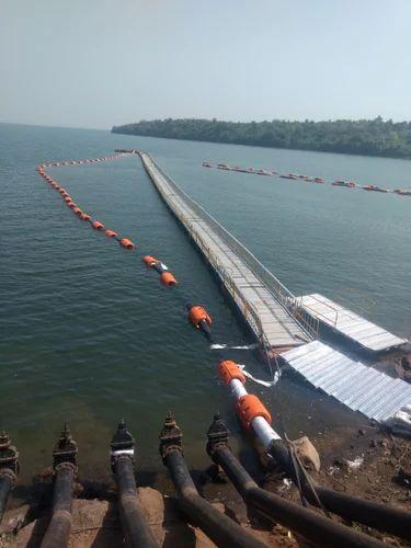 Floating Dock - Floating Jetty Manufacturer from Vadodara