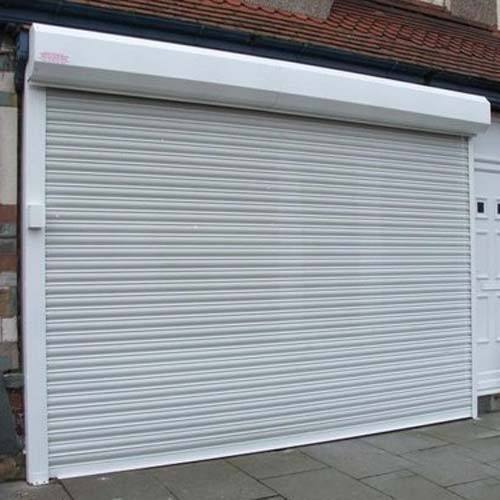 Rolling shutter view rolling shutters from doortech engineering pvt ltd indiamart id - The rolling shutter home in bohemia ...