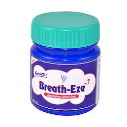 Breath- Eze Vaporizing Chest Rub 1.77 Oz (50g)