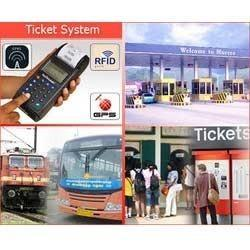 electronic ticketing machine