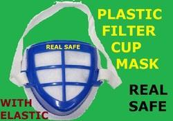 Plastic Filter Cup Mask