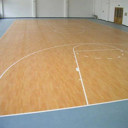 Indoor Basketball Court Indoor Basketball Flooring