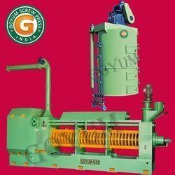 High Capacity Oil Extruder Machine