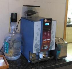 Bean to Cup Coffee Vending Machines