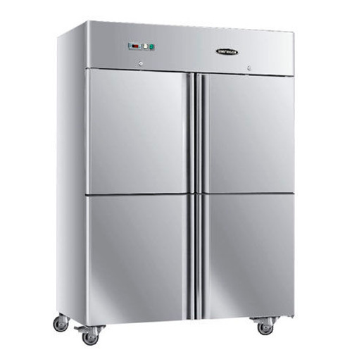 Commercial Refrigeration Equipment   Four Door Chiller Manufacturer From  Bengaluru