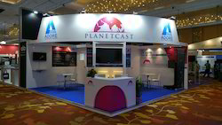 Customized Exhibition Stand (Singapore)