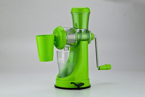 Fruit and Vegetable Juicer with Waste Collector