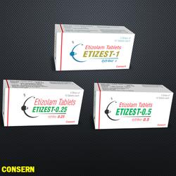 Etizolam Tablets ( Etizest)