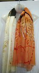 Ladies Modal Print Scarves